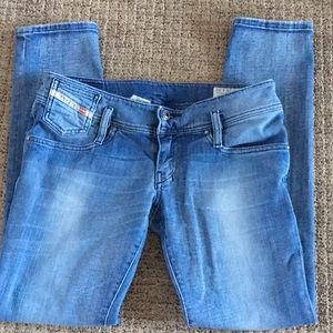 Diesel Matic Jeans in 008MB Wash
